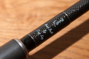 Harrisons Torix carp rod
