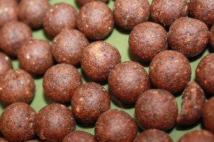 typical round boilies