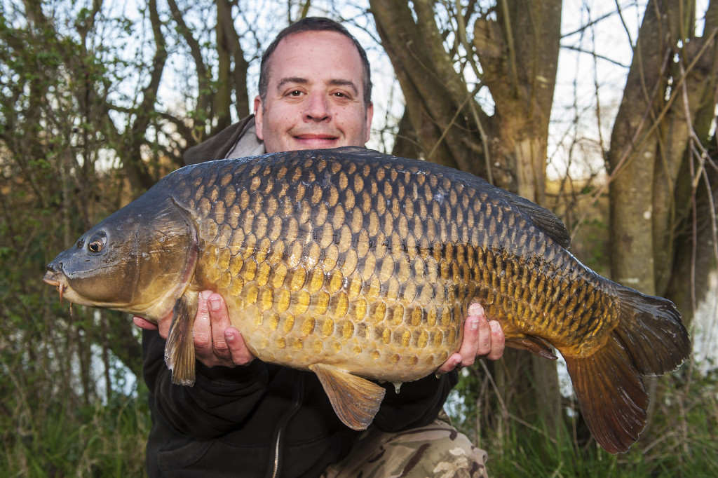 No rig tubing used to catch this Common Carp