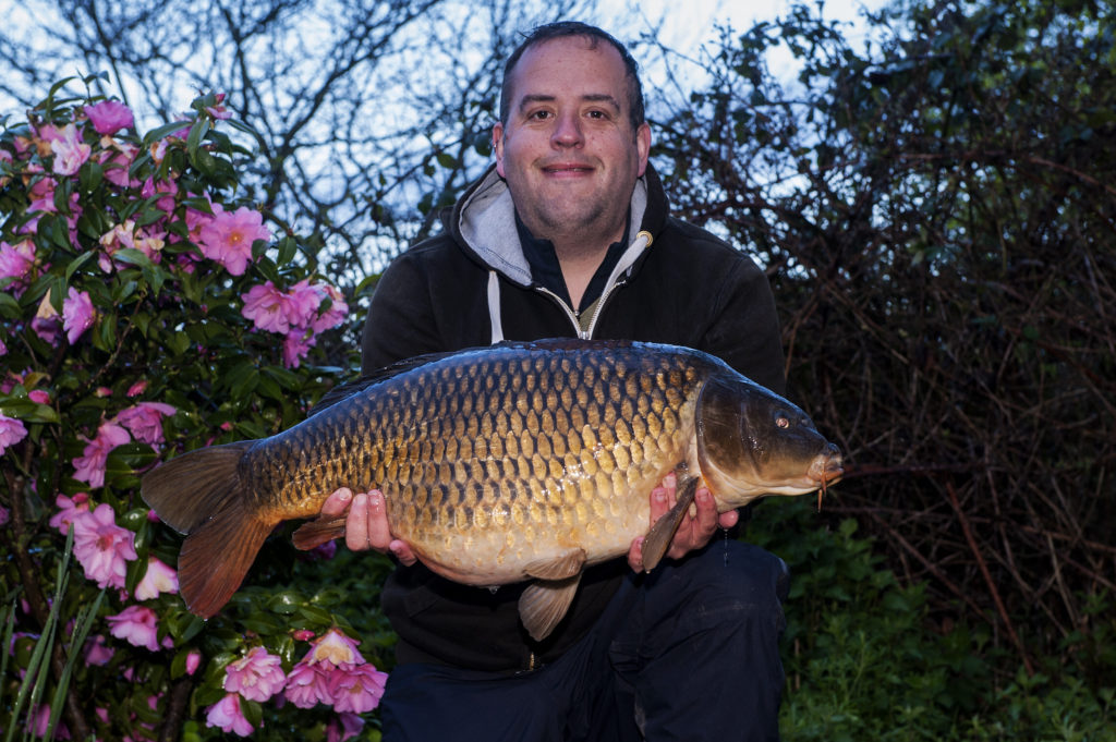23lb14oz common carp